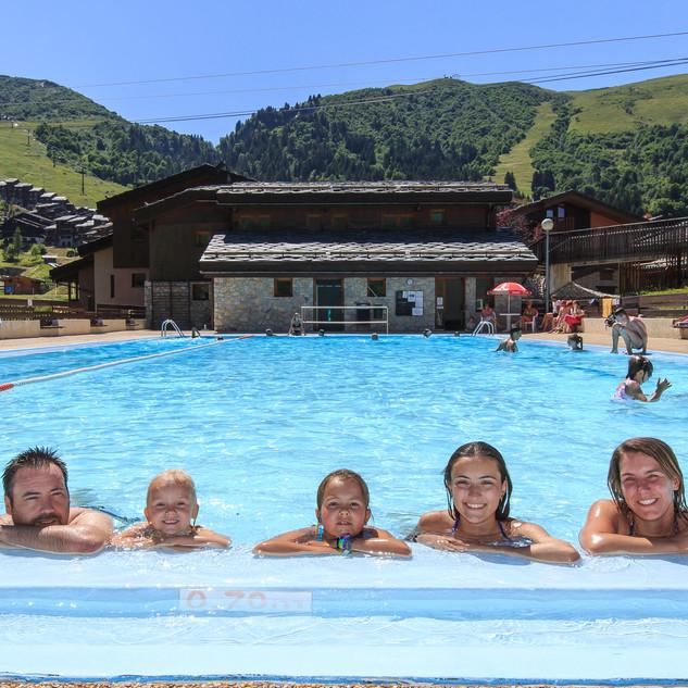 piscine valmorel
