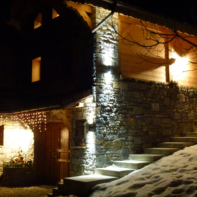 Location chalet Luxe