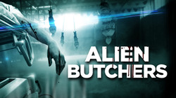 Alien Butcher land