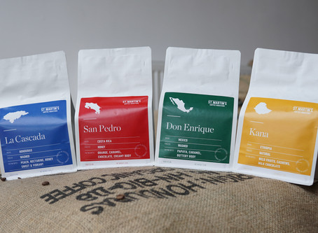 How to choose a great coffee roasting partner