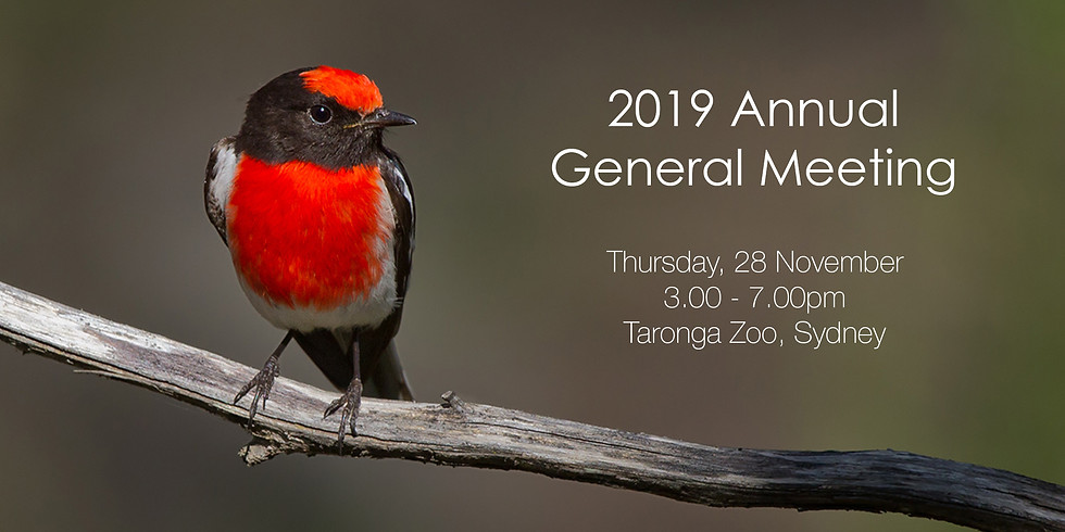 PAST - 2019 Annual General Meeting