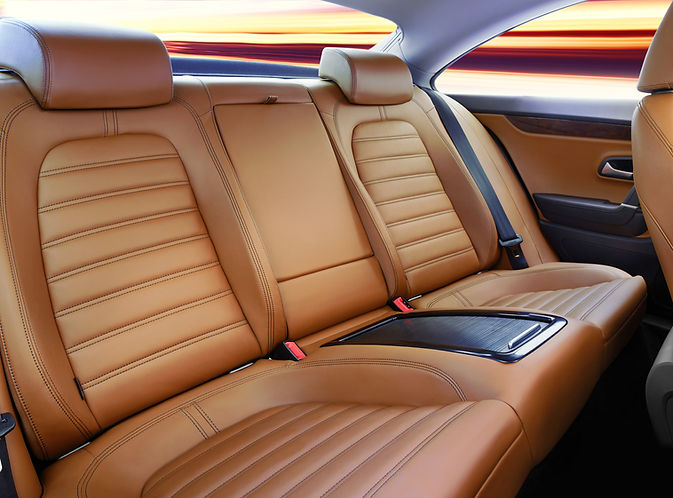 Automotive OEM Crust Leather