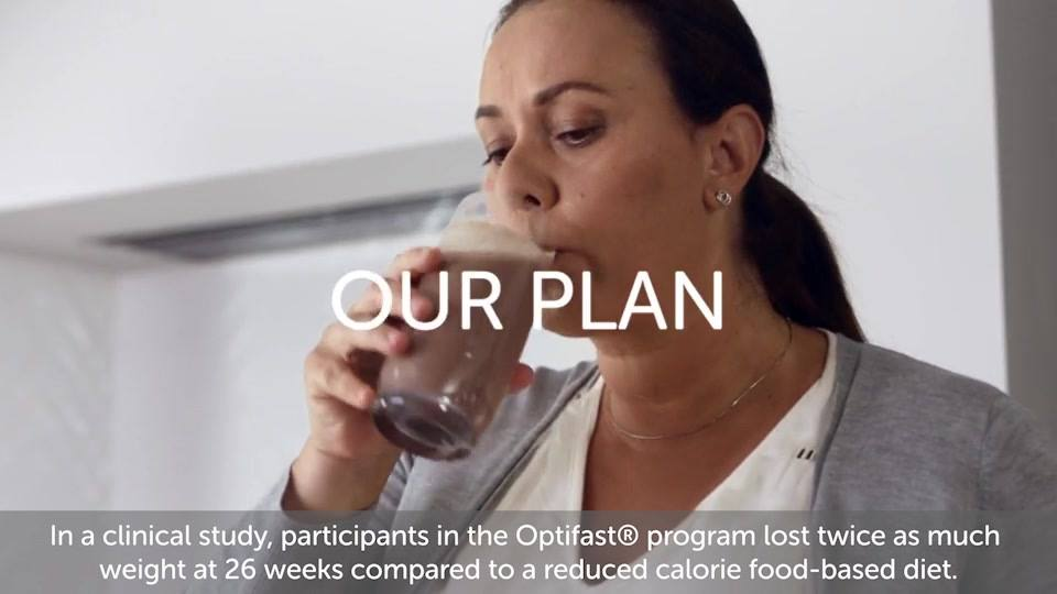 Optifast - Nestle' - Stronger Than You Realise