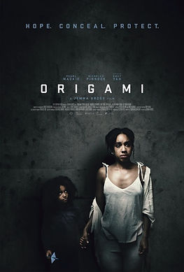Origami - Poster