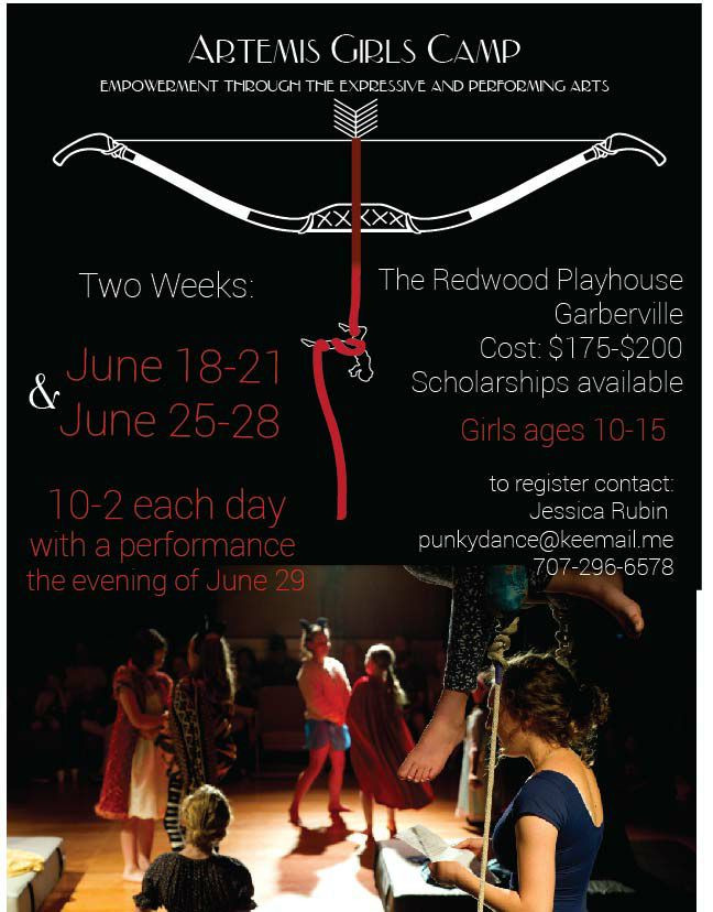 Empowerment through the expressive and performing arts.