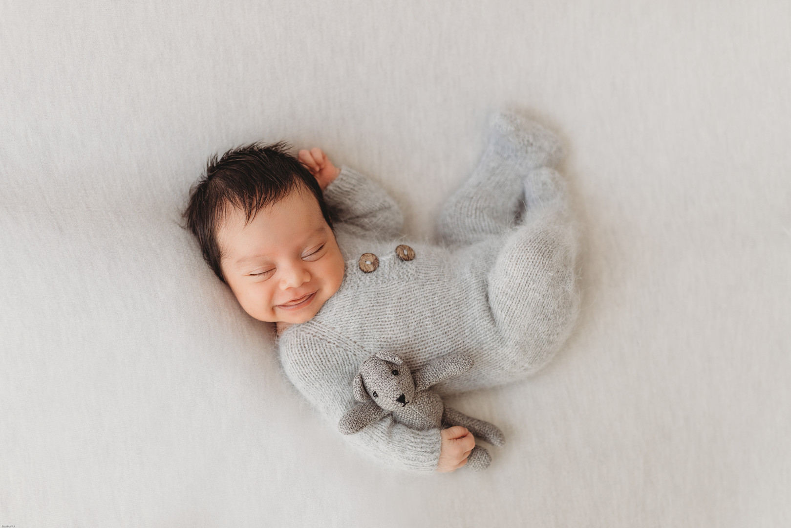 simple & timeless baby photography Melbo