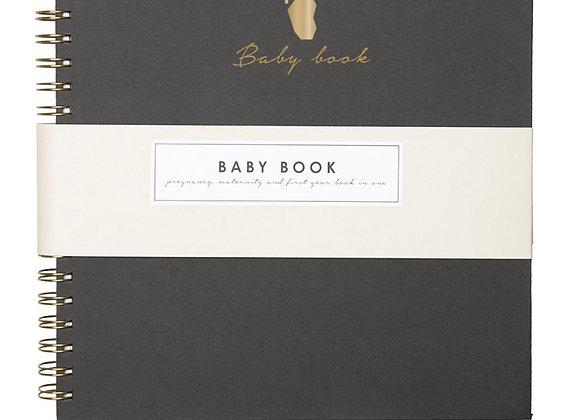 Baby opgroeiboek