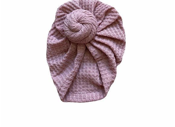 Turban summer pink