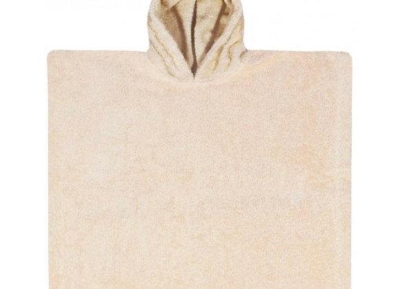 Bad poncho beige