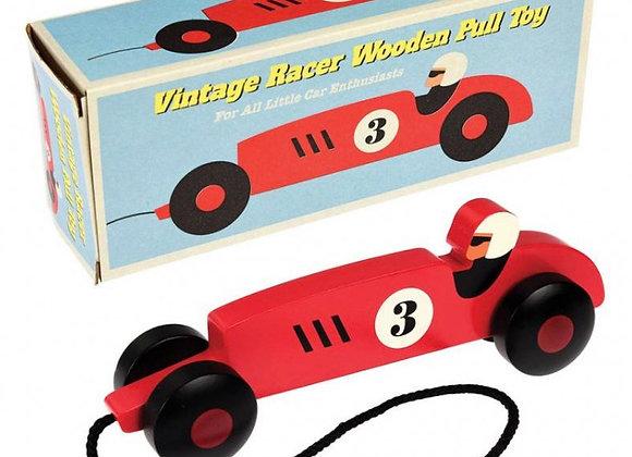 Racer man- trekspeelgoed