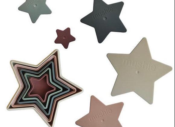 Stacking stars
