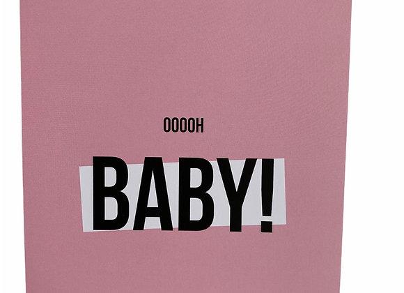 Kaartje Baby pink