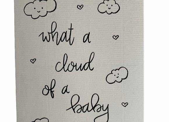 Kaartje clouds