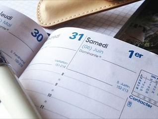 Agenda de Novembre des Ateliers du Bonheur