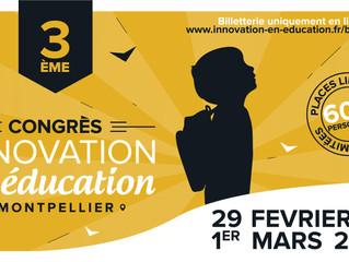 3ème Congrès de l'Innovation en éducation