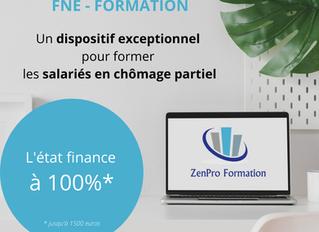 FNE Formation : l'état finance 100%