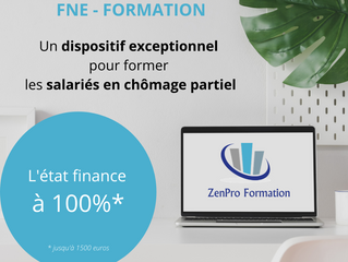 FNE Formation : l'état finance 100%