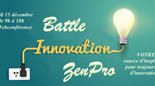 Participez à la Battle Innovation jusqu'à Vendredi !