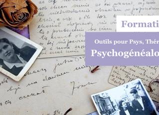 NOUVELLE FORMATION : Psychogénéalogie Positive