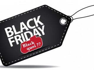 BLACK FRIDAY : nos formations courtes en ligne à MOITIE PRIX !