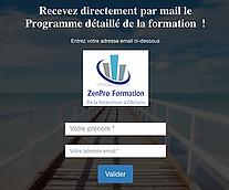 ZenPro Formation en ligne