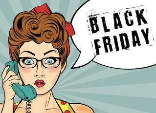 Black Friday : -50% sur 4 de nos formations !