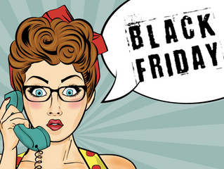 Black Friday : -50% sur 4 de nos formations !