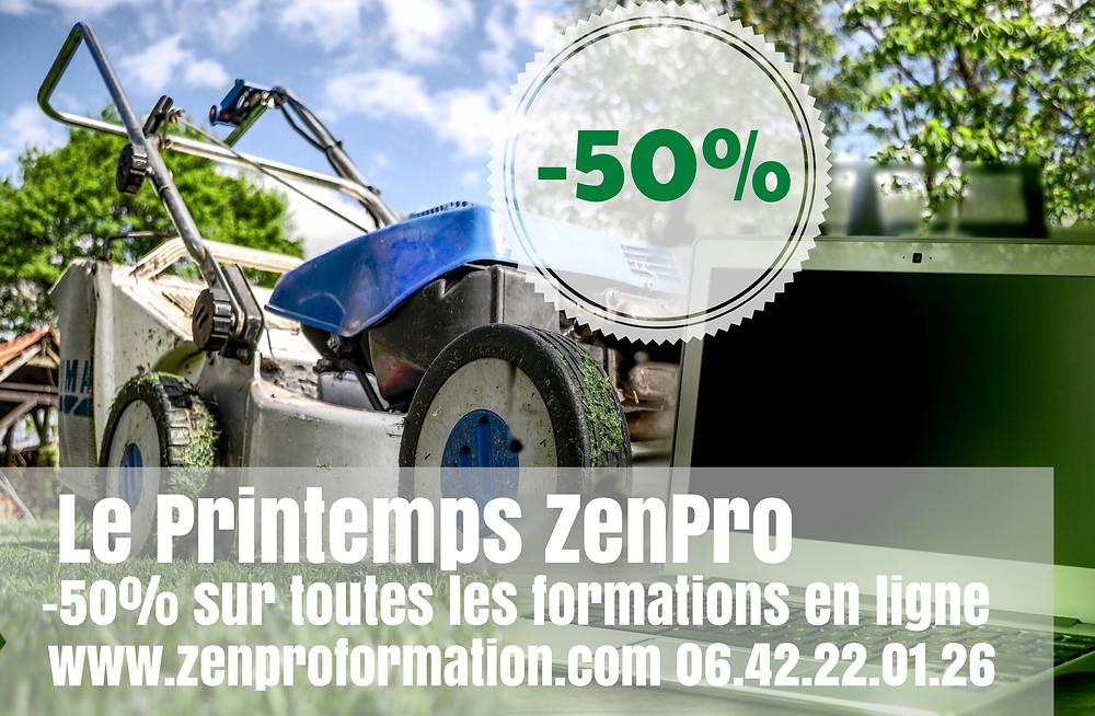 Le Printemps ZenPro