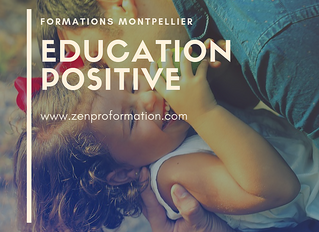 Education Positive : nos formations !