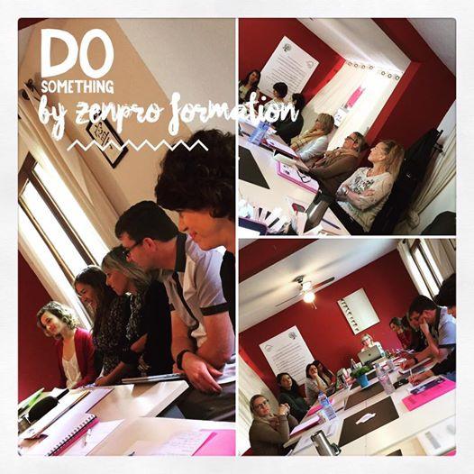La 4e session de formation Devenir Formateur Professionnel vient de démarrer. Pour cette session le centre de formation accueil 13 stagiaires impliqués et motivés. C'est parti pour une semaine riche en apprentissage, de la théorie mais aussi beaucoup de pratique et de mise en situation.