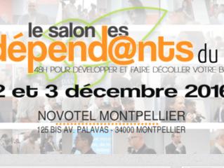 Salon des Indépendants du Net à Montpellier