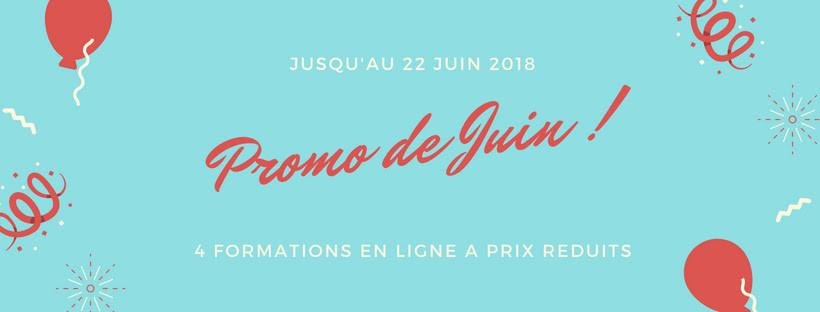 Promo Juin