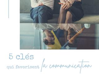 5 clés qui favorisent la communication dans un coaching de couple
