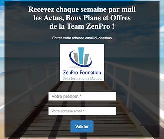 Centre de Formation ZenPro