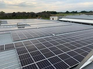Lifeコーポレーション 自家消費型太陽光発電