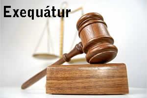 EXEQUATUR - Reconocimiento y ejecución de Sentencias Extranjeras