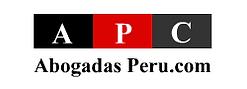LOGO ABOGADAS PERU