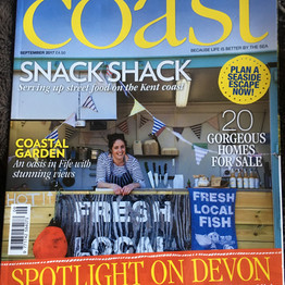 We're in Coast Magazine!
