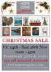 Christmas Sale Weekend!