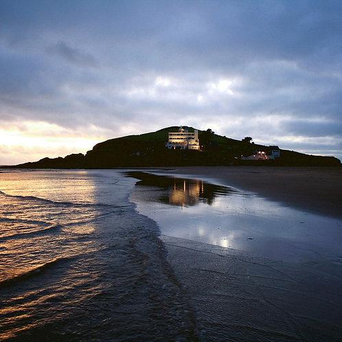 Burgh Island dusk