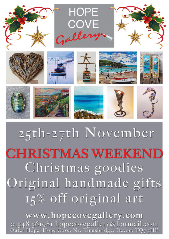 Christmas Weekend Sale!  25th-27th November