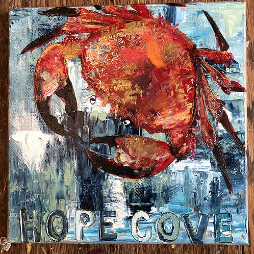 Hope Cove Crab