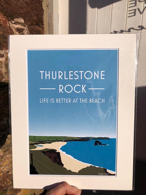 Thurlestone Rock Prints