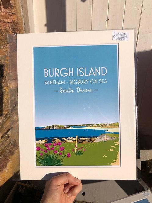 Burgh Island Prints