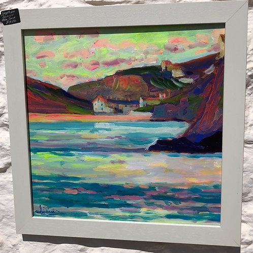 Harbour Beach, Hope Cove - £425