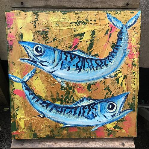 Swinging Mackerel