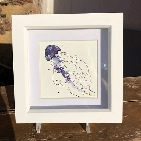 Watercolour Jellyfish