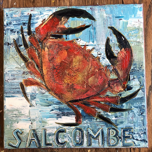 Salcombe Crab