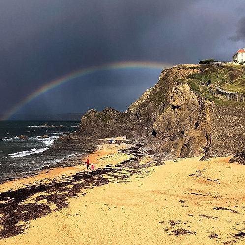 Rainbow over Hope