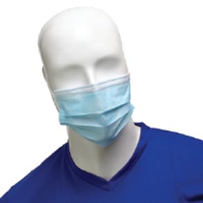 00705 Mascarilla facial 3 capas